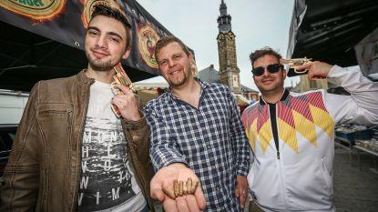 De nieuwste hype op vrijgezellen feestjes: Russian Roulette met heetste peper ter wereld