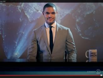 Nieuwe presentator Daily Show promoot alvast zijn sterke kanten