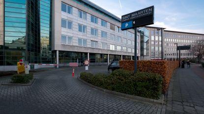 Tijdelijk opvangcentrum voor vluchtelingen in voormalig ziekenhuis