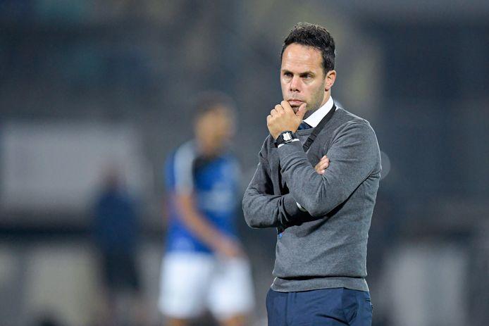 """FC Den Bosch-trainer Erik van der Ven: ,,Het is knap wat Telstar met beperkte middelen altijd voor elkaar krijgt."""""""