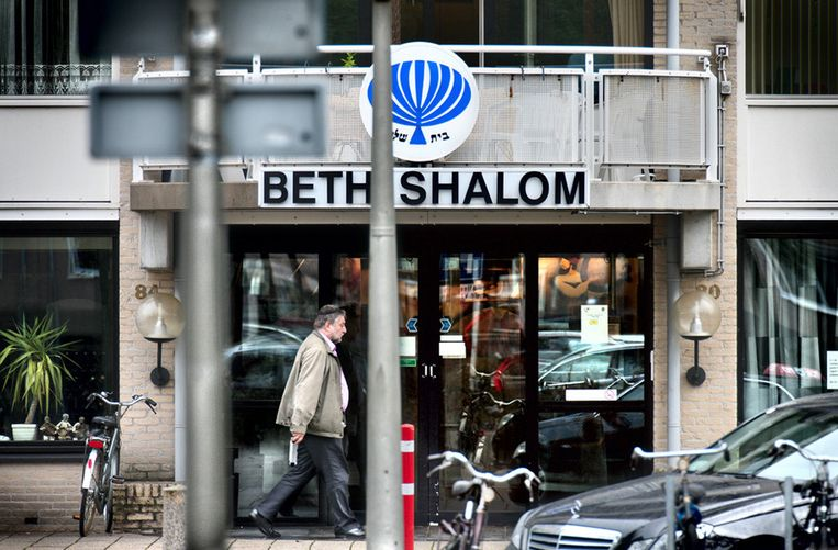 Bejaardenverzorgingstehuis Beth Shalom in Buitenveldert. Foto © Jean-Pierre Jans Beeld