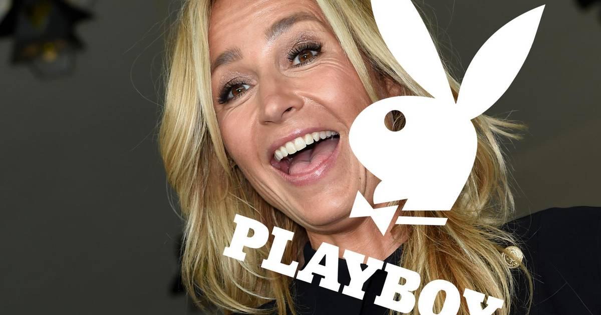 Wendy van Dijk gaat naakt in Playboy als ze tv-prijs wint