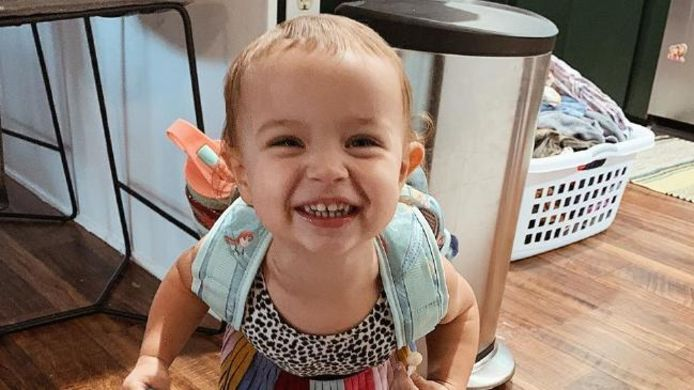 De kleine Olive Alayne Heiligenthal overleed vorige vrijdag.