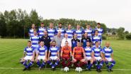 Nieuwe truitjes voor voetbalploeg KFCMZ Tollembeek