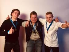 Medailles voor Doetinchemse studenten op landelijke vakwedstrijden
