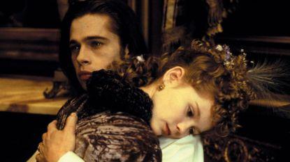 Kirsten Dunst walgt nog steeds van kus met Brad Pitt