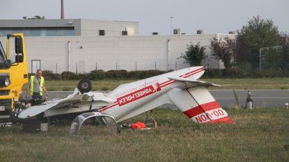 Crash sportvliegtuigje in Wevelgem te wijten  aan verkeerd manoeuvre