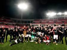 Van coëfficiëntendrama naar uitstekende week: PSV en AZ redden Nederland