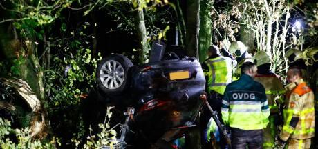 Ernstig ongeluk op A50 bij Epe nog mysterie, mannen uit Hasselt en Zwolle zwaargewond