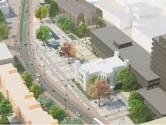 Maawmuur en parkeerkelder weg, nog geen knip in de cityring: plannen Stadsforum Tilburg krijgen vorm
