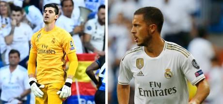 Hazard et Courtois, une nouvelle fois dans le viseur de la presse espagnole