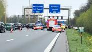 Twee Duitse toeristen verongelukken in mobilhome op E313