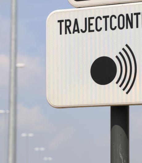 Op komst: proefproject met trajectcontrole op stadswegen