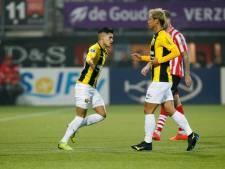 Honda raakt plek kwijt, Foor in basis bij Vitesse