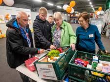 Voedselbank Arnhem vreest 20 tot 30 procent meer klanten te moeten helpen