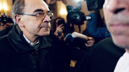 Franse kardinaal in beroep vrijgesproken voor niet-aangeven seksueel misbruik