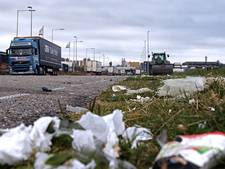 Steenbergen hoopt op regionale oplossing overlast door truckschauffeurs