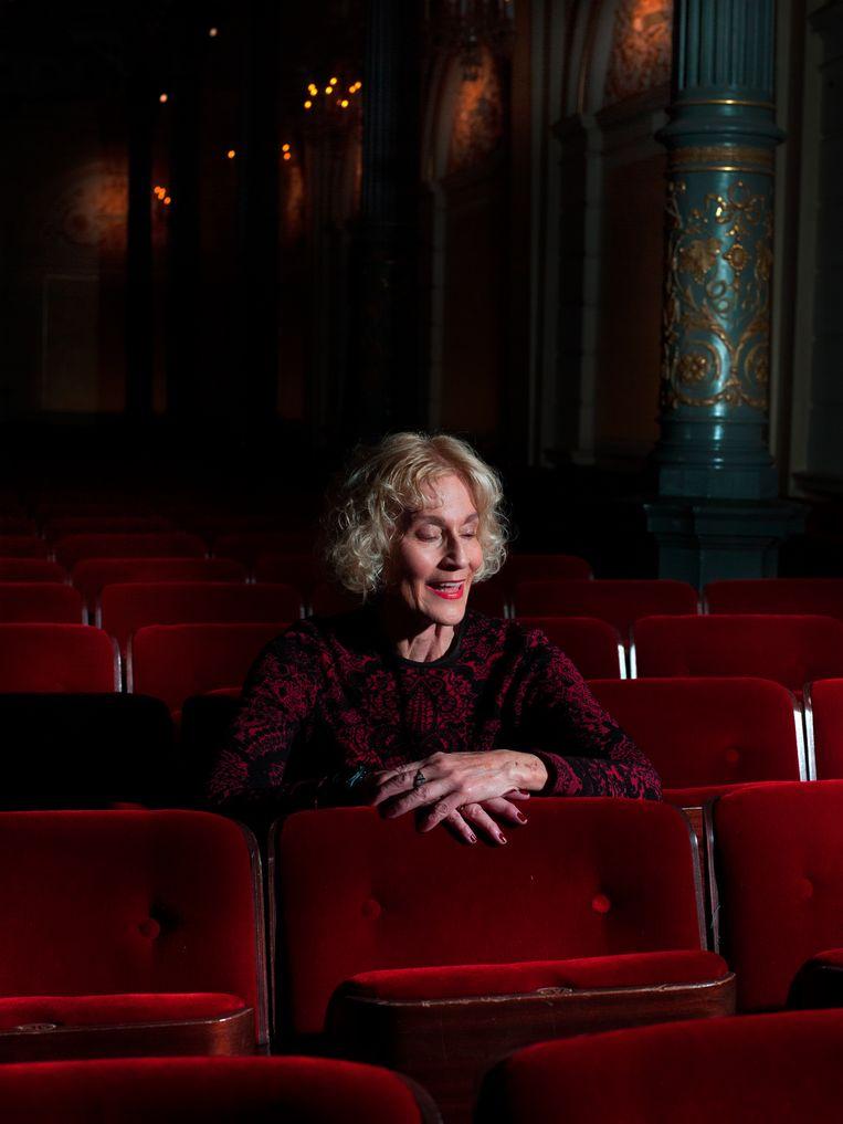 Martha Nussbaum: 'Voor elk probleem een pil, zo is het natuurlijk niet.' Beeld Eva Roefs