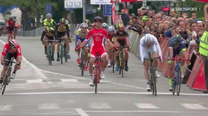 Turgis juicht te vroeg, McLay zegeviert in Tour de l'Eurométropole