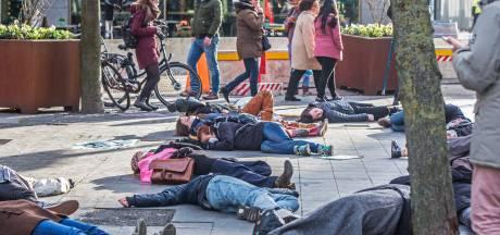 'Dood neervallende' milieuactivisten van Extinction Rebellion komen met Pasen weer naar Den Haag