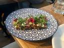 Tataki van tonijn bij restaurant De Botanist in Breda