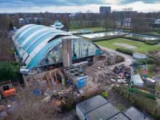 Sloop van oude zwembad de Steur in Kampen duurt zeker twintig weken