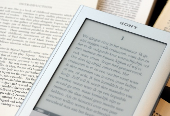E-books vallen buiten de nieuwe regeling.