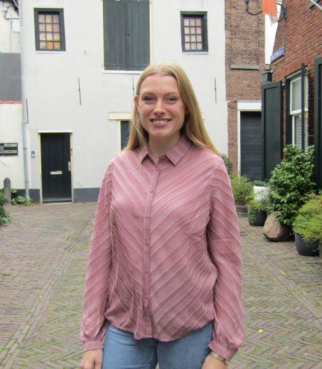 Karin (22) is van Amersfoort gaan houden en heeft een droom: 'Ik wil alle kerken van Nederland beklimmen'