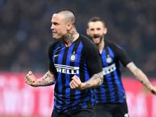 Nainggolan schiet Icardi-loos Inter langs Sampdoria