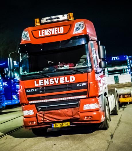 Europees geld voor truckparking in Drechtsteden