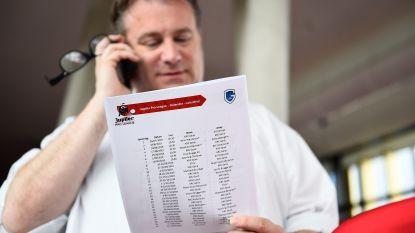 Bekijk hier de volledige kalender van het nieuwe seizoen in de Jupiler Pro League