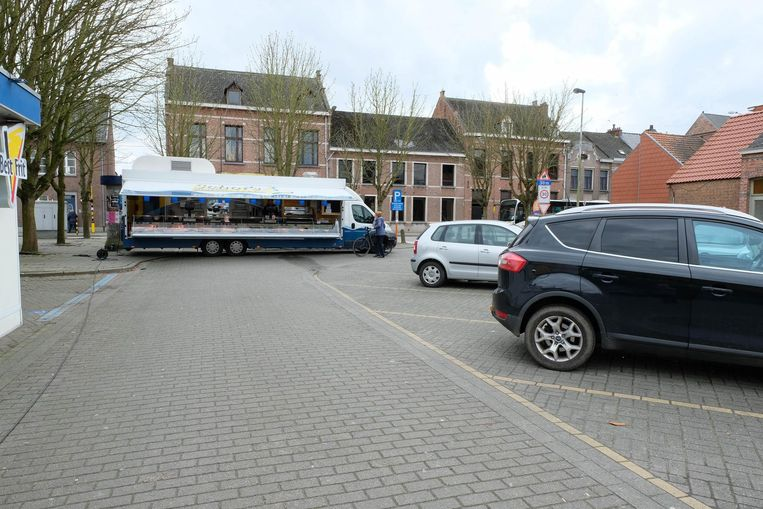 Schot's Vishandel uit Essen staat nog als enige op de markt.