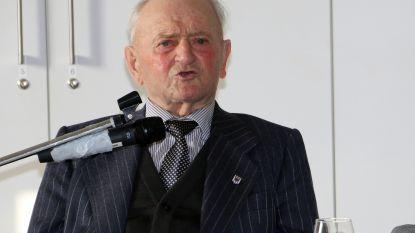 """Oud-verzetsstrijder Louis (95) zat jaar in Breendonk en Buchenwald: """"Slapeloze nachten door dronken SS'ers"""""""