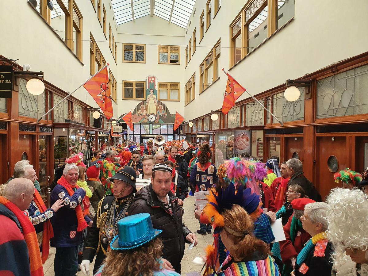 carnavaleske wandeling 2020