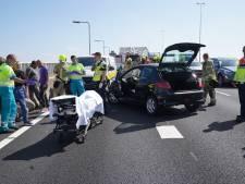 'Fysiek zwakke' spookrijder (75) is rijbewijs kwijt na botsing met drie auto's