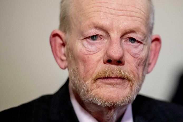 Gedeputeerde Dick van der Velde is blij met het landelijke verbod op het varend ontgassen