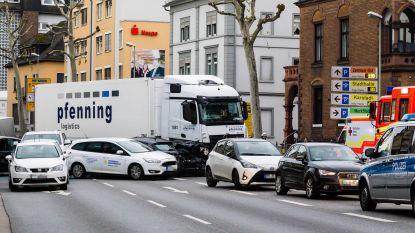Geen terreurmotief achter vrachtwagenincident Duitsland