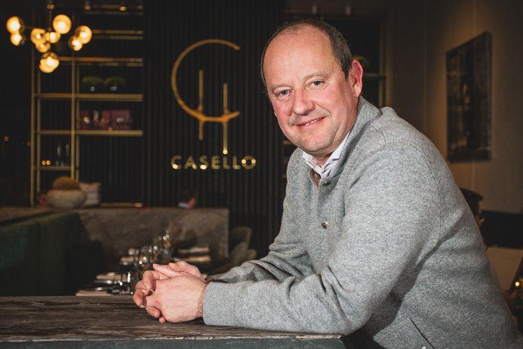 Francis Vrancken, mede-eigenaar van Beerschot.