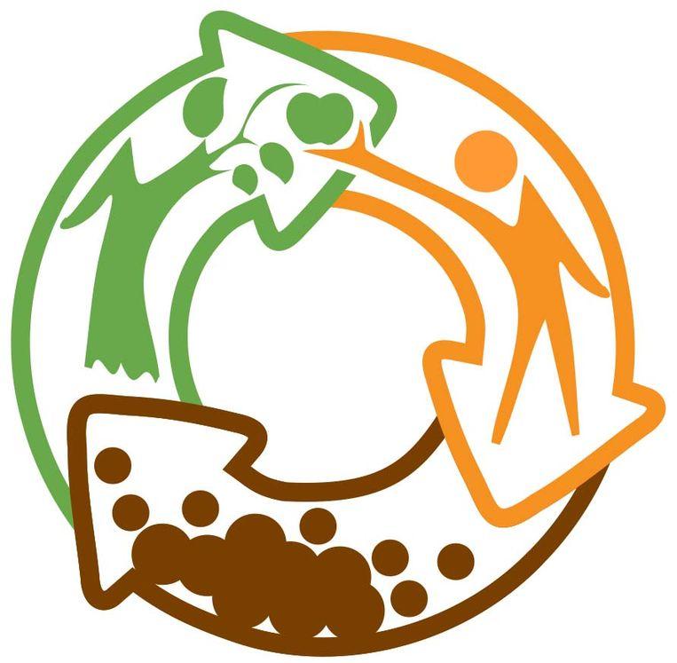 Het logo van de vzw Metamorfose