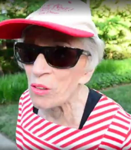 Ongelukkige val kost oudste marathonloopster (94) het leven