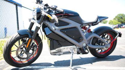 Harley-Davidson gaat elektrisch