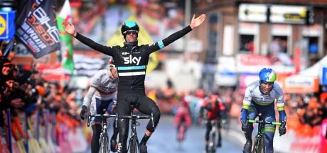 Finish Luik-Bastenaken-Luik na 28 jaar weer in Luik