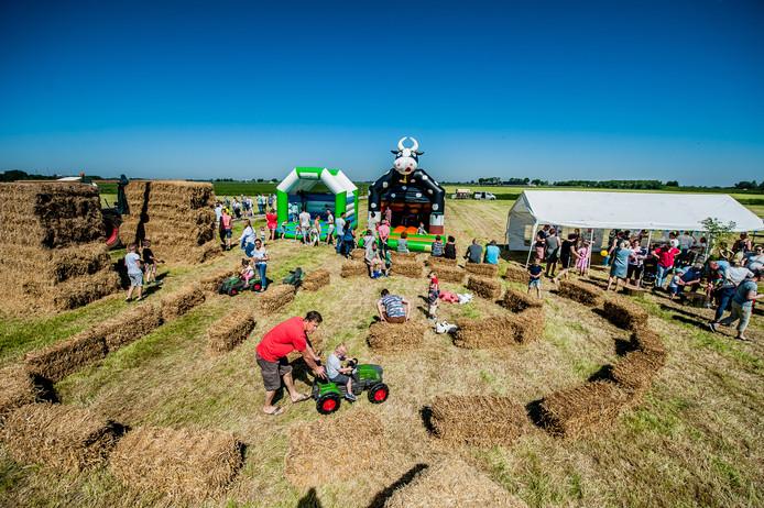 Archieffoto: het Jaarlijkse Boer & festival te Raamsdonk