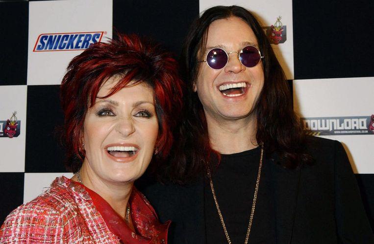 Sharon en Ozzy Osbourne