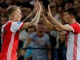 Karsdorp en Berghuis hebben bij Feyenoord aan één blik voldoende