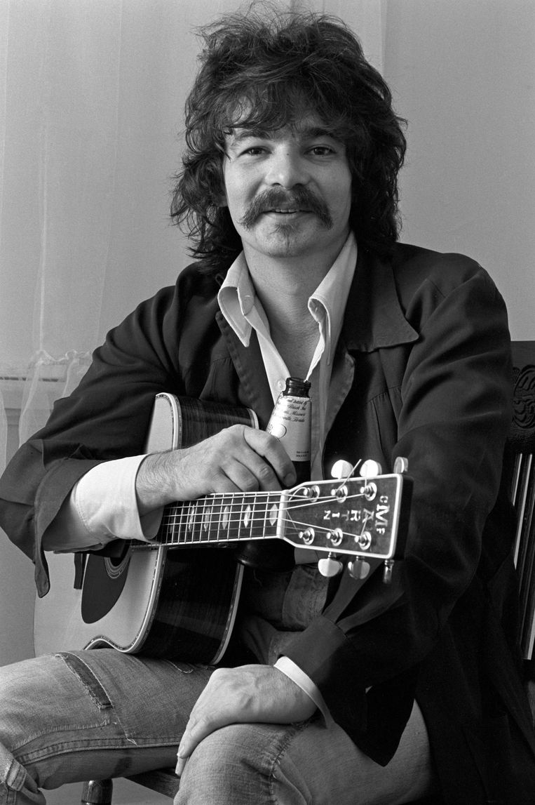 John Prine in 1975. Beeld WireImage