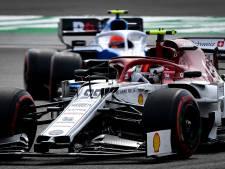 Giovinazzi perdra dix places sur la grille au GP d'Azerbaïdjan