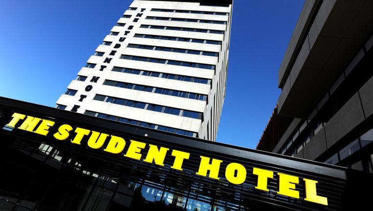 The Student Hotel Beeld anp