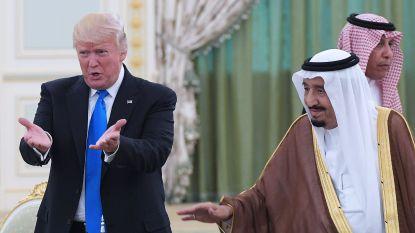 Trump vraagt Saoedi's om olieproductie drastisch te verhogen
