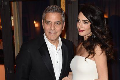 George Clooney kijkt uit naar toekomst met Amal
